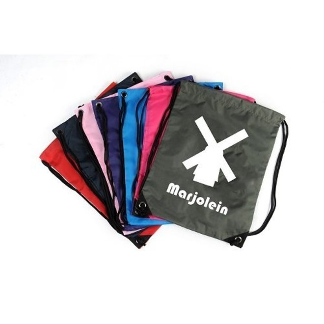Gym bag with name and Dutch mill
