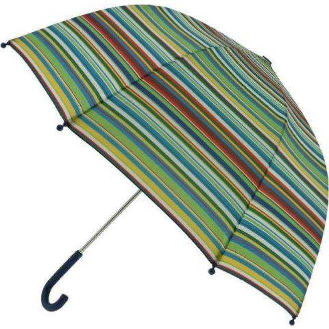 Paraplu Blue Stripe