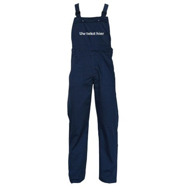 Imprint for dungarees