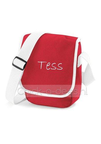 Postmanbag, mini, with name print - Copy