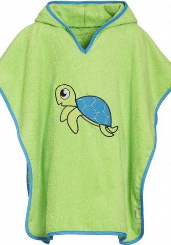 Playshoes Beach poncho, bath poncho - Turtle