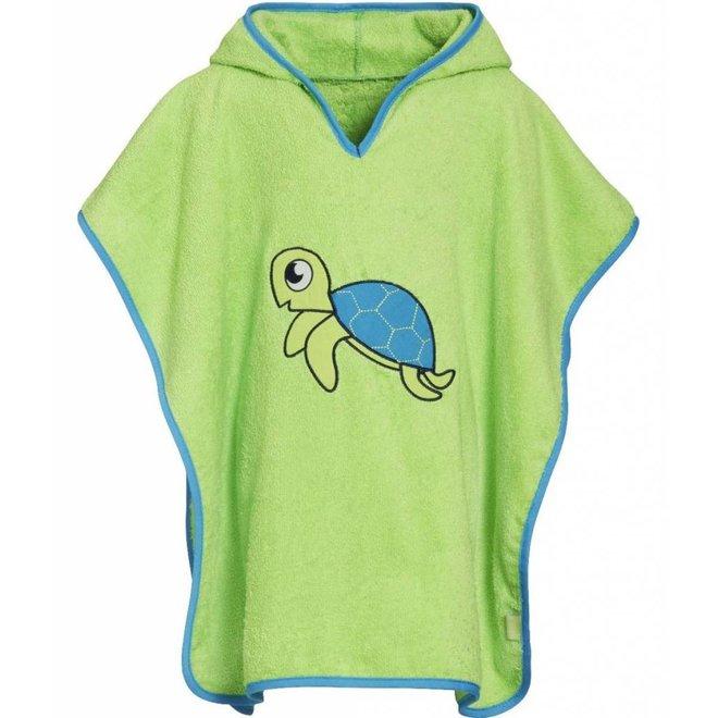 Beach poncho, bath poncho - Turtle