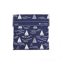 thumb-Sandwich bag Navy Boat-2