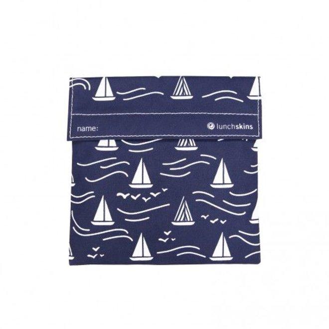Sandwichbag Navy Boat