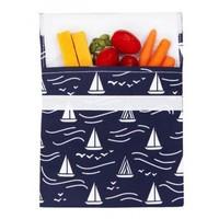 thumb-Sandwich bag Navy Boat-1