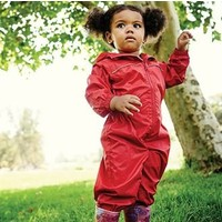 thumb-Paddle rain suit, rain coverall in one piece with zipper and hood| 80-116-4
