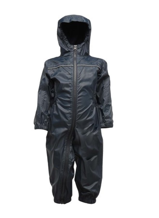 Paddle rain suit, rain coverall in one piece with zipper and hood| 80-116
