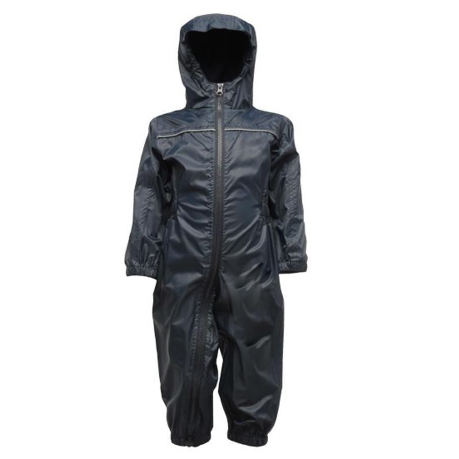 Paddle rain suit, rain coverall in one piece with zipper and hood| 80-116-6