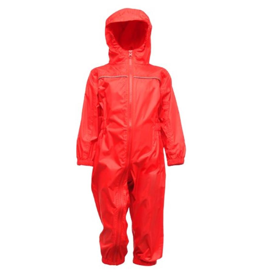 Paddle rain suit, rain coverall in one piece with zipper and hood| 80-116-1