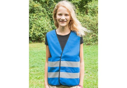 Safety vest children 3-12 years, 7 colors