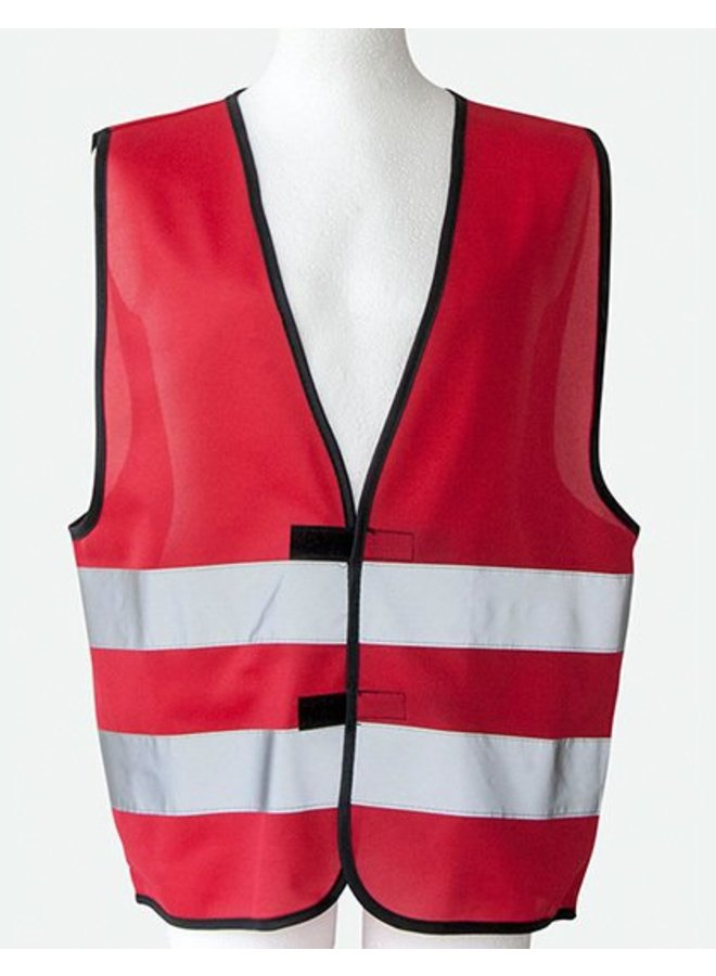 Safety vest children 3-12 years in 7 different colors