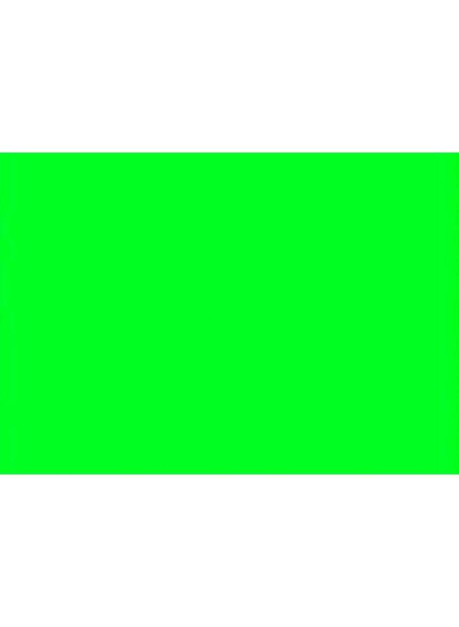 Tekstbedrukking voor overall in neon kleuren