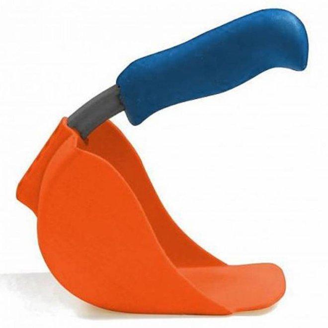 Super shovel scoop in orange