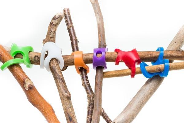 Sticklets constructie bouwen