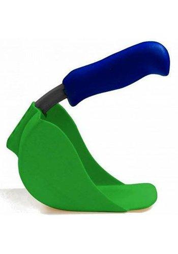 Lepale Kinderschep, schovel groen