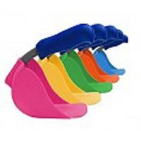 thumb-Super shovel scoop in pink-2
