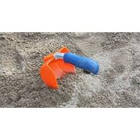 thumb-Super shovel scoop in blue-4