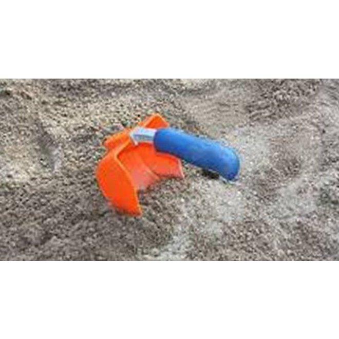 Super shovel scoop in blue