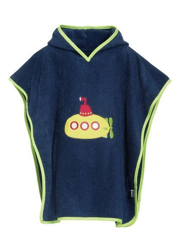 Playshoes Bathcape, beach poncho - Submarine