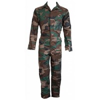 thumb-Child's overall in camouflage colors-3