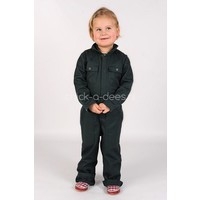 thumb-Black overalls with name or text printing-3