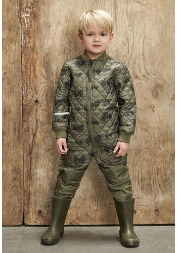 CeLaVi Thermal coverall with tractor design| 80-104