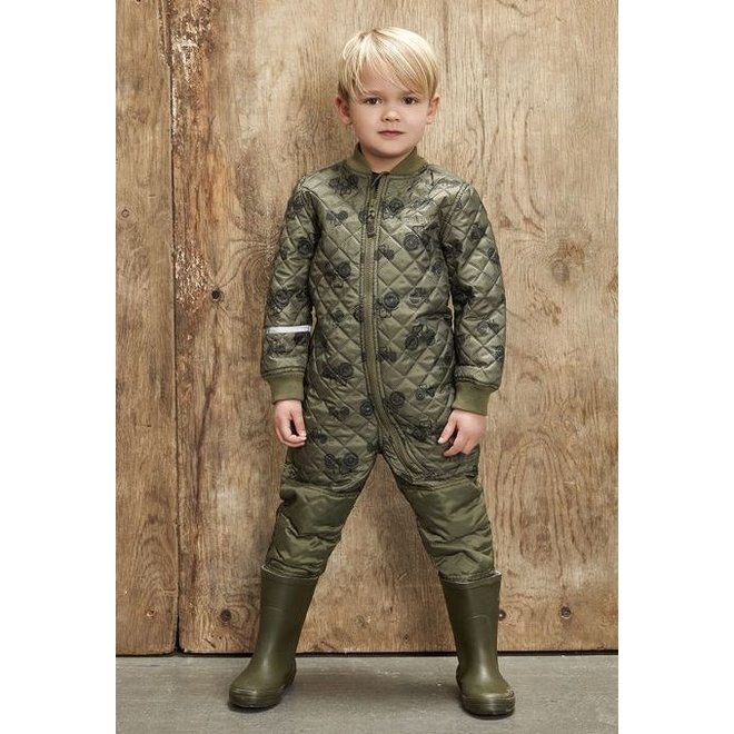 Thermo overall met tractor dessin| 80-104