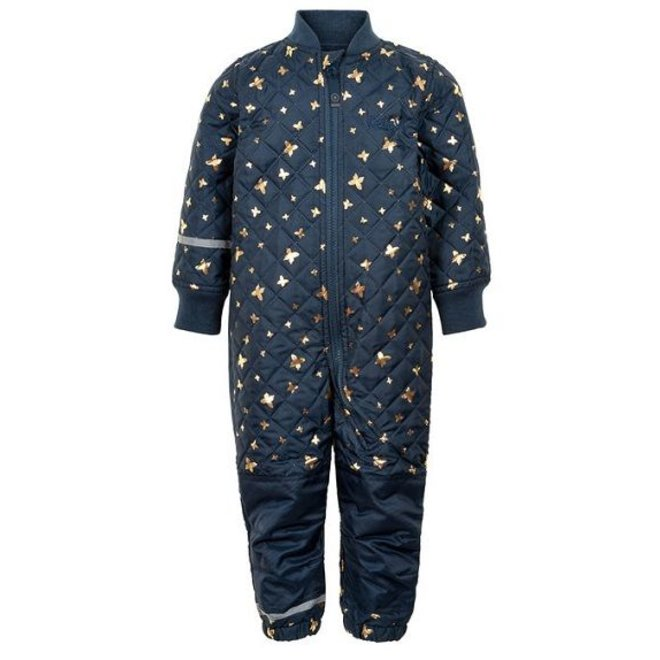 Thermo overall met vlinder dessin| 80-104
