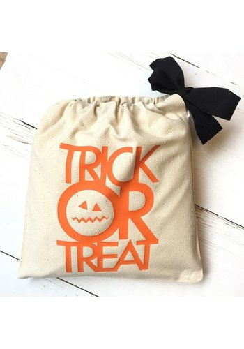 Haloween candy bag'Trick or Treat'