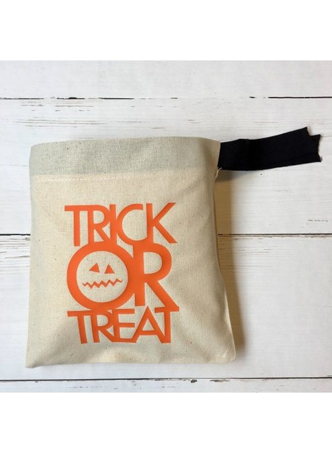 Candy bag'Trick or Treat' Halloween