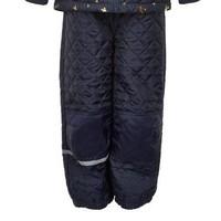 thumb-Gewatteerd thermo set jasje en broek met vlinders  110-128-4