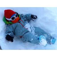 thumb-Durable children's rain suit - Manu-8