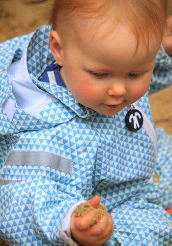 Ducksday  Sustainable rain suit ACE | 74-116