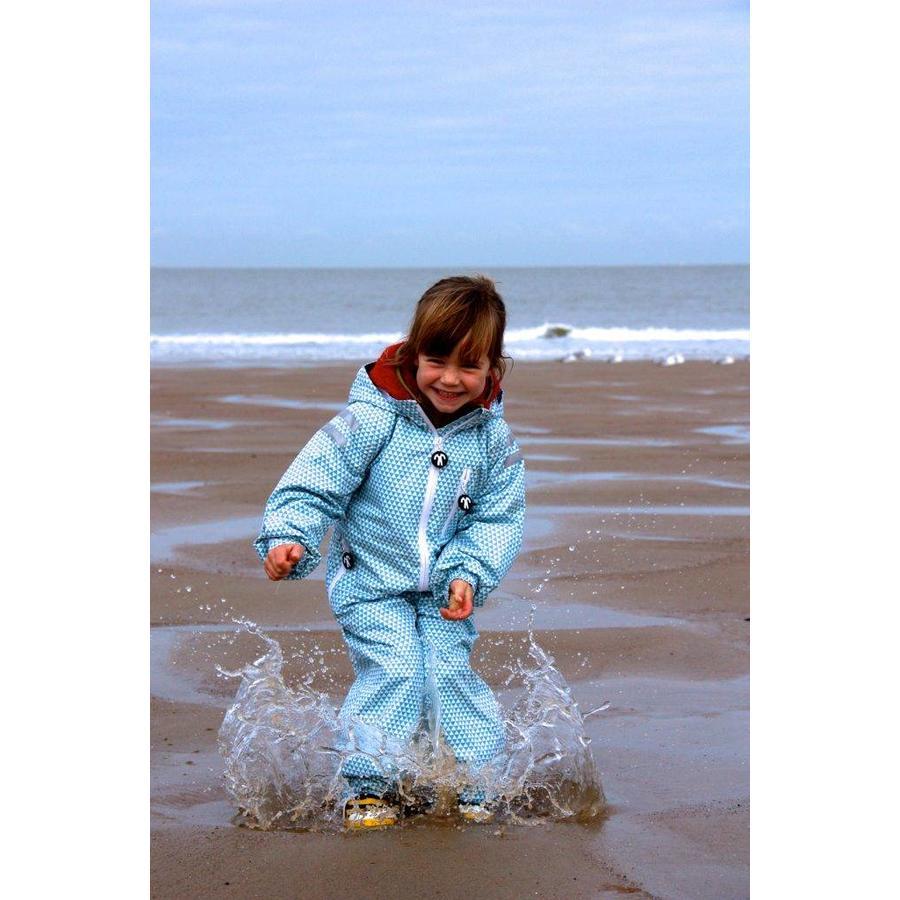 Durable children's rainsuit ACE| 74-116-9