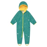 thumb-Lined, durable rain suit ECOSPLASH, Universe | 0-6 years-1