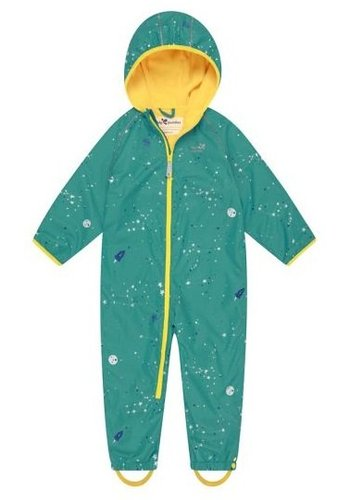 MP buitenkleding EcoSplash lined  rain suit Universe | 0-6 years