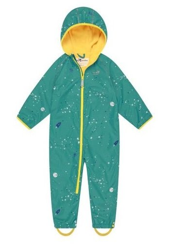 MP buitenkleding EcoSplash lined  rain suit Universe | 0-6 years