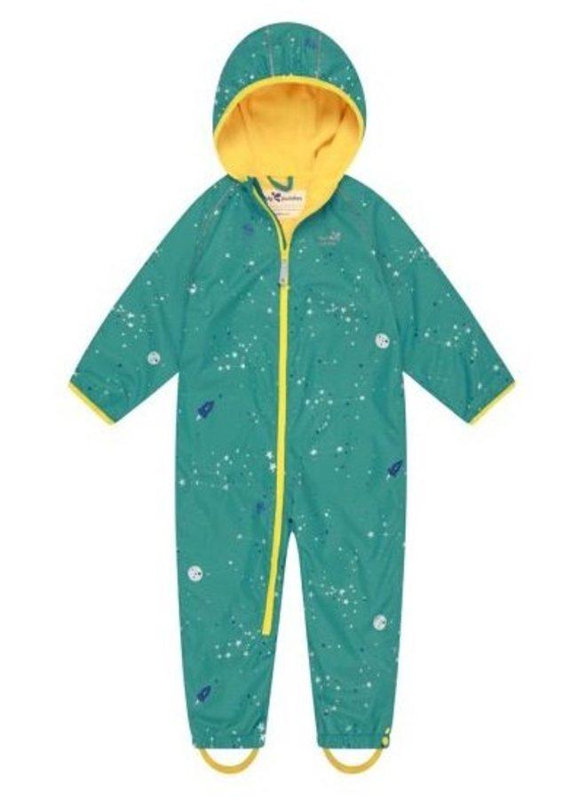 EcoSplash lined  rain suit Universe   0-6 years