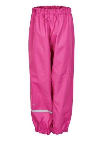 CeLaVi Pink rain pants 110-140