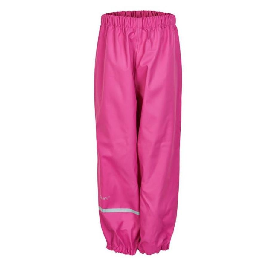 Pink children's rain pants 110-140-1