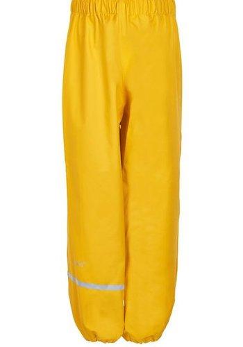 CeLaVi Yellow children's rain pants 110-140