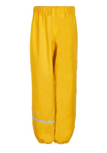 CeLaVi Yellow children's rain pants 110-140