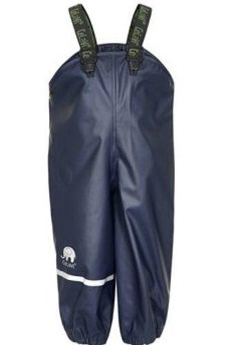 CeLaVi Dark blue rain pants, waterproof dungarees