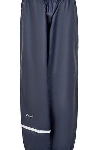 CeLaVi Dark blue rain pants 110-140