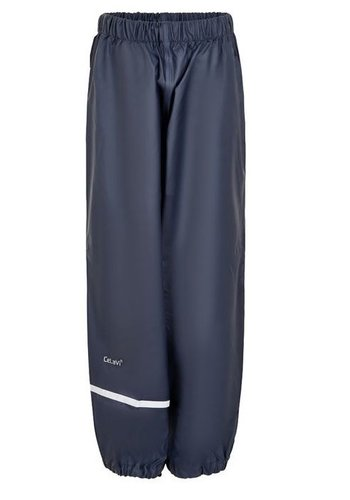 CeLaVi Dark blue rain pants 110-140