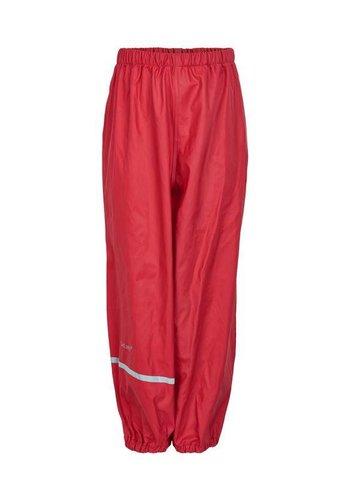CeLaVi Red rain pants 110-140