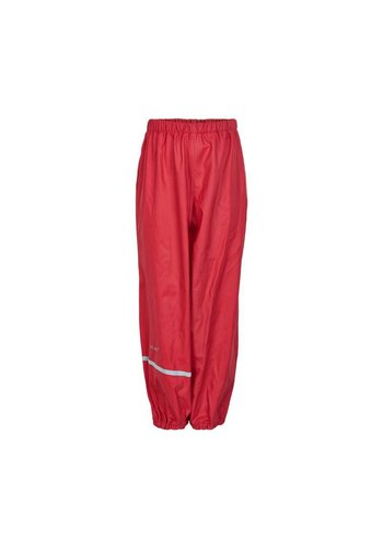 CeLaVi Red rain pants 110-140