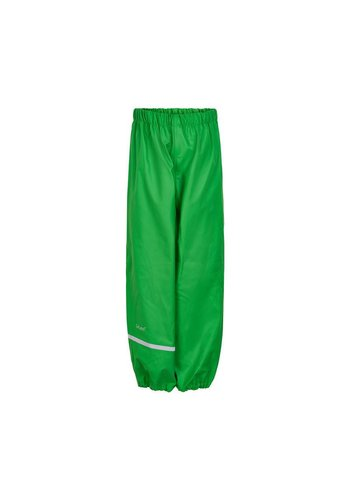 CeLaVi Lime green rain pants 110-140