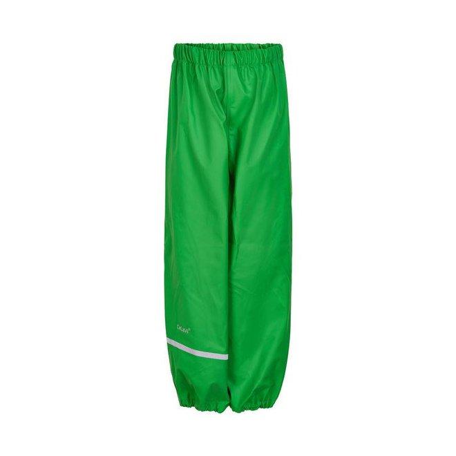 Lime green rain pants | 110-140