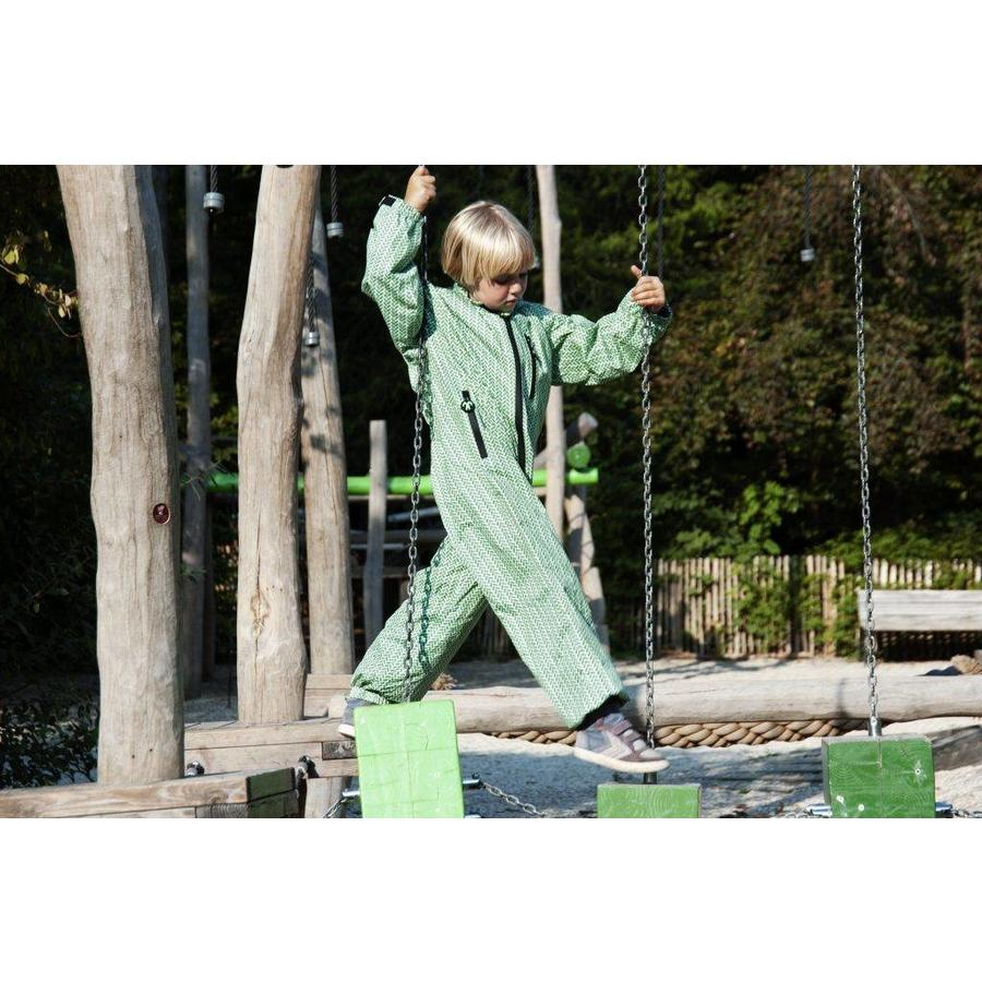 Durable children's rain suit LEX| 74-116-2